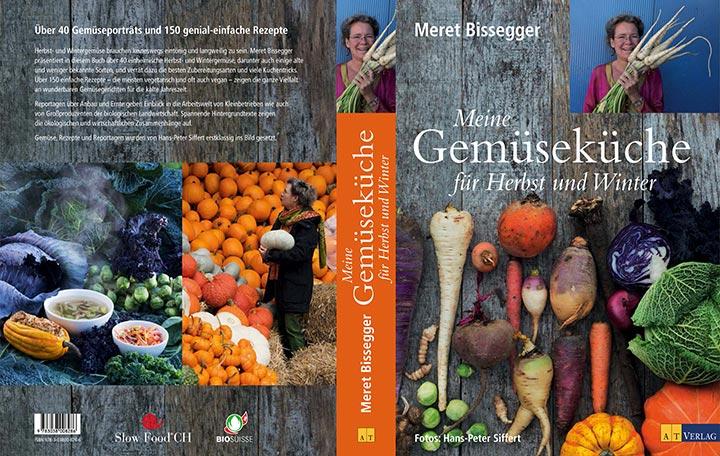 Kochbuch «Meine Gemüseküche für Herbst und Winter»